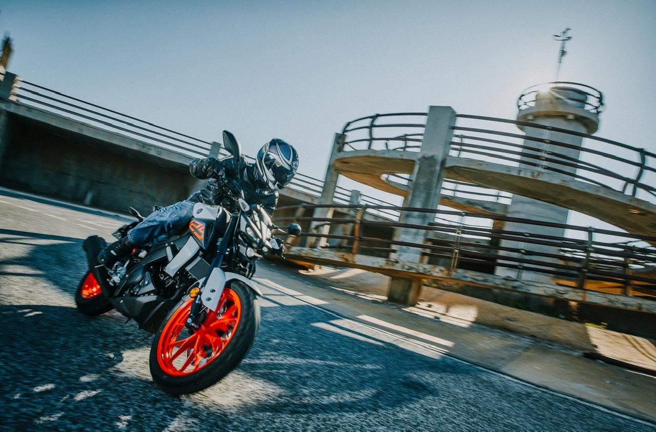 Yamaha MT-125 2020, fotos de la prueba de la nueva naked A1 de Yamaha