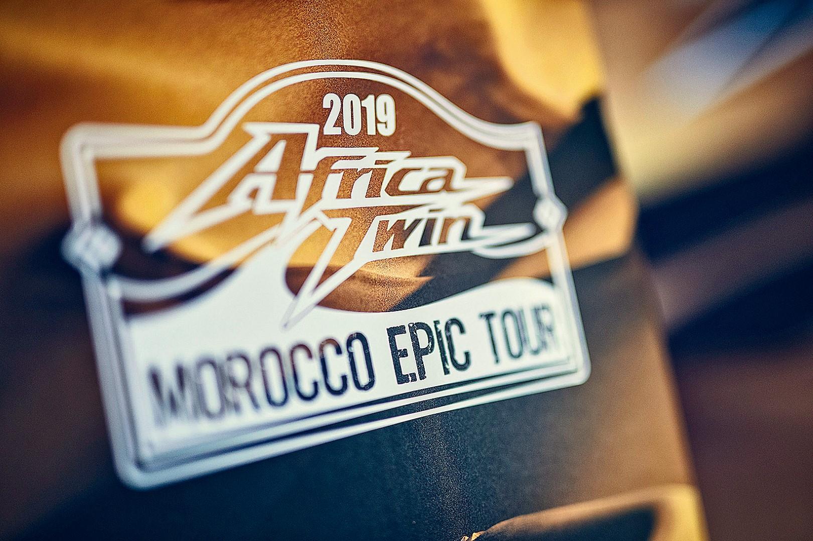 Honda Morocco Epic Tour 2019