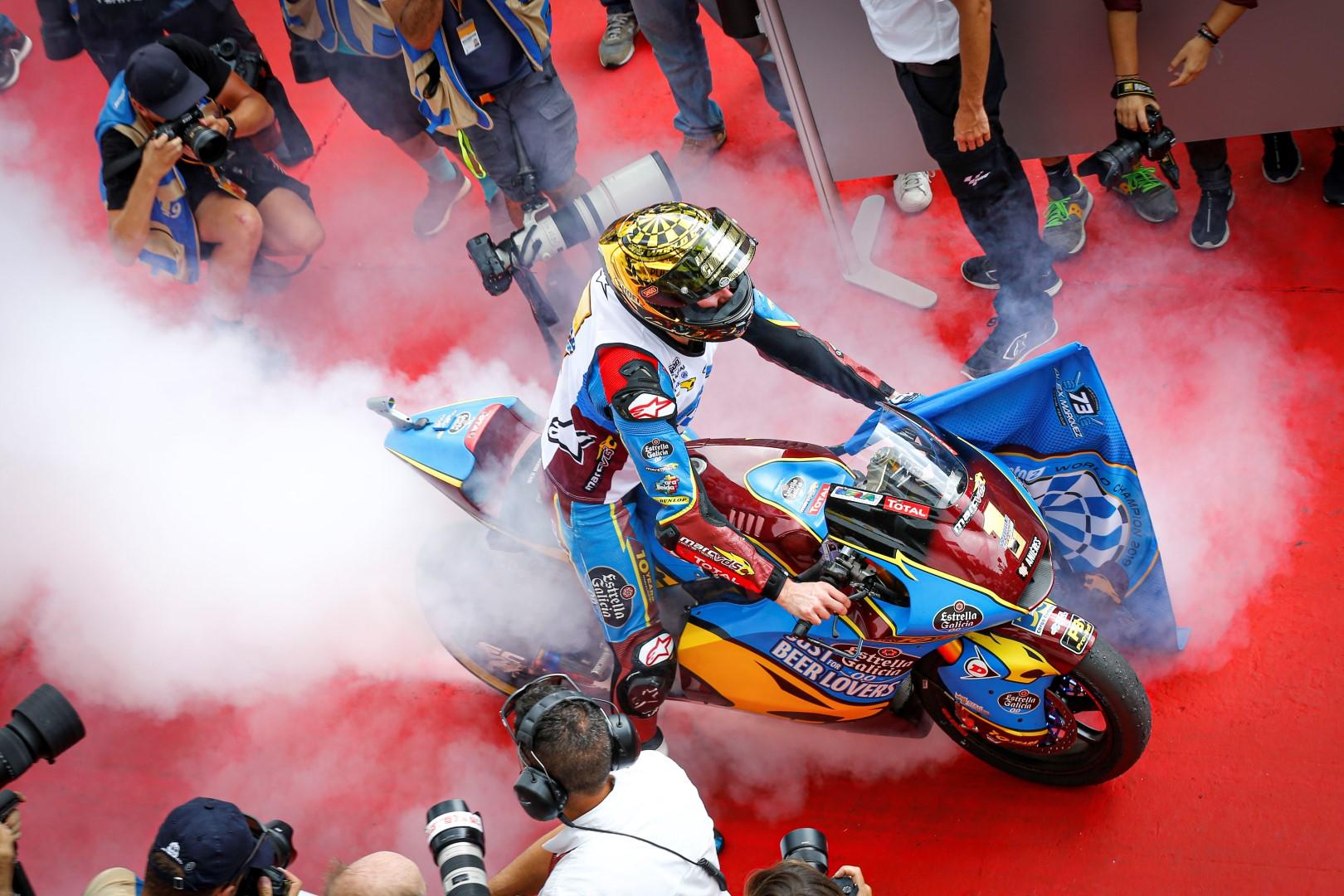Lo mejor del año en deporte: Moto2 / Moto3