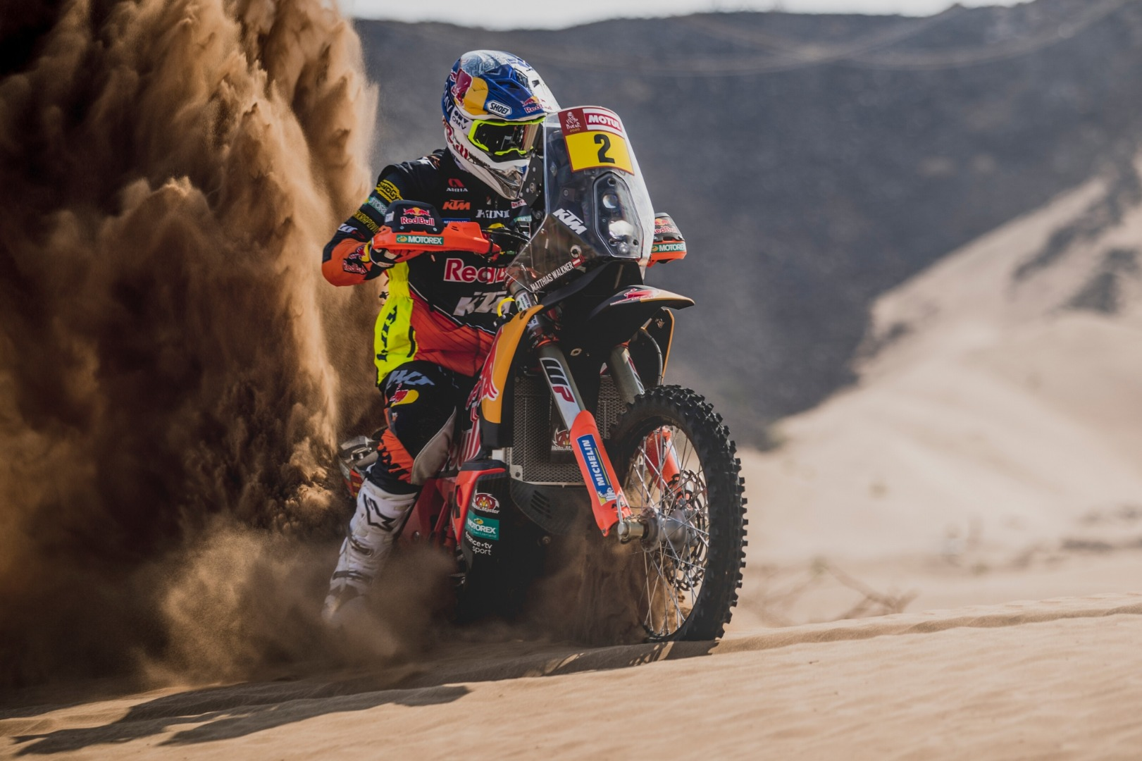 Matthias Walkner, KTM, Etapa 1, Dakar 2020