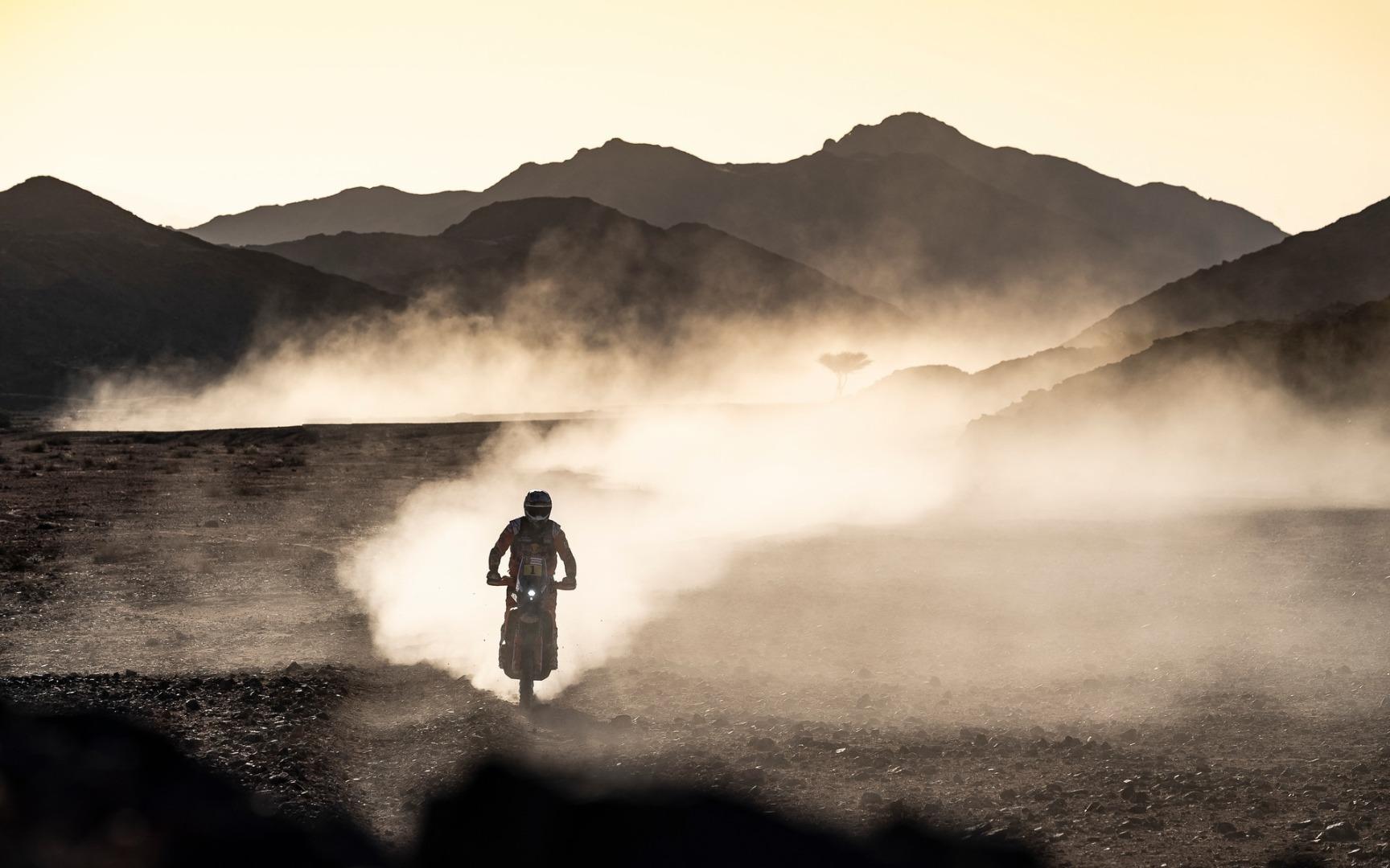 Toby Price, KTM, Etapa 2, Dakar 2020