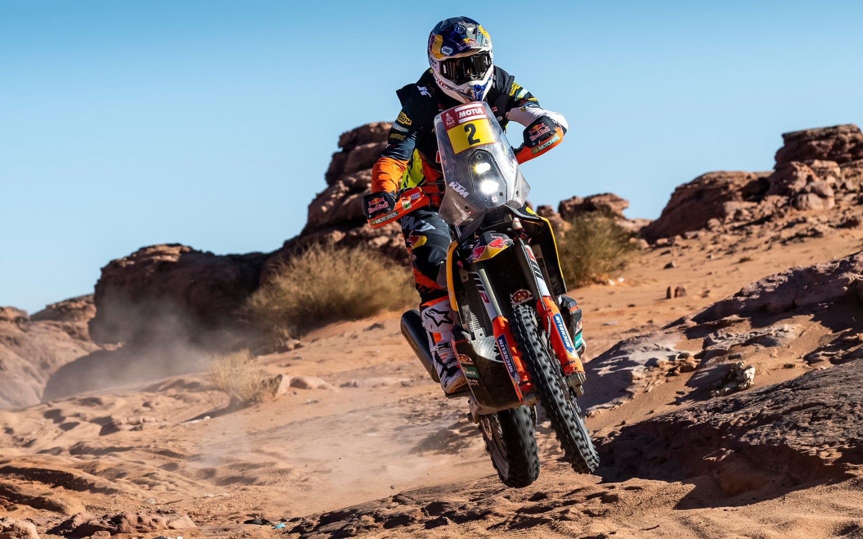 Matthias Walkner, KTM, Etapa 3, Dakar 2020