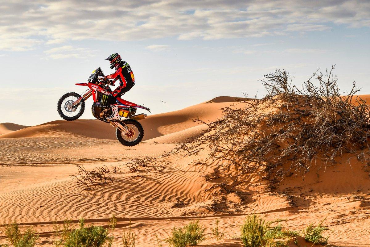 Kevin Benavides, Monster Energy Honda, Dakar 2020