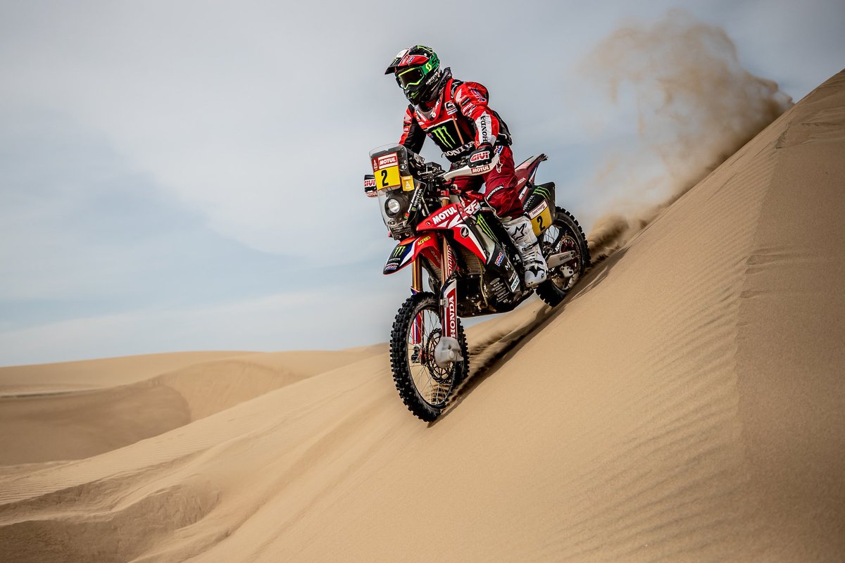 Paulo Gonçalves, Monster Energy Honda, Dakar 2020