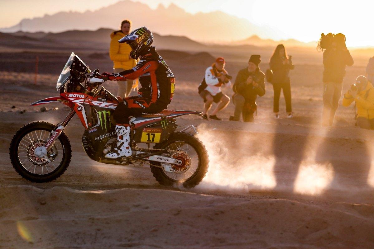 Jose Ignacio Cornejo, Monster Energy Honda, Etapa 5, Dakar 2020