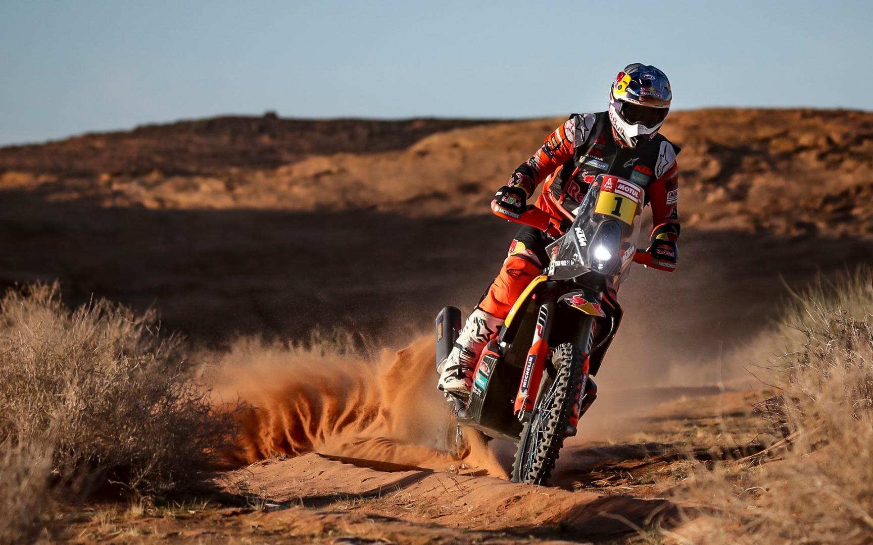 Toby Price, KTM Factory Racing, Etapa 5, Dakar 2020