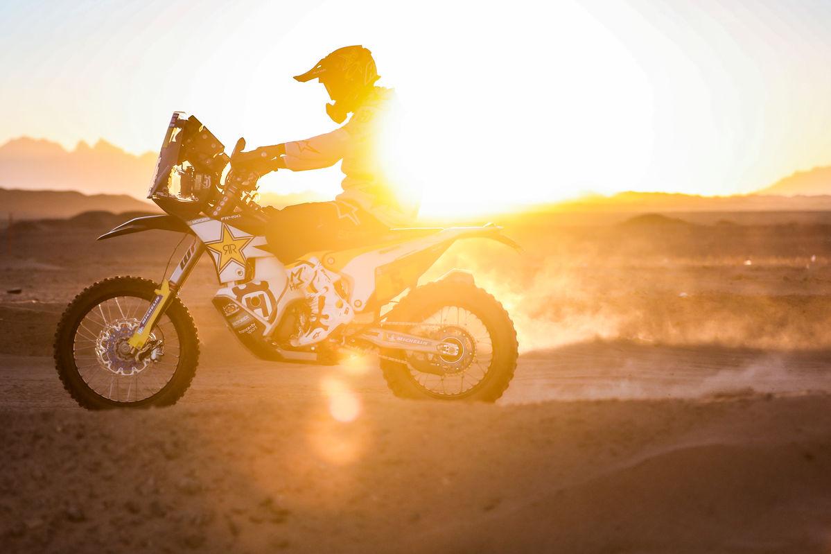 Pablo Quintanilla, Husqvarna Factory Racing, Etapa 4, Dakar 2020