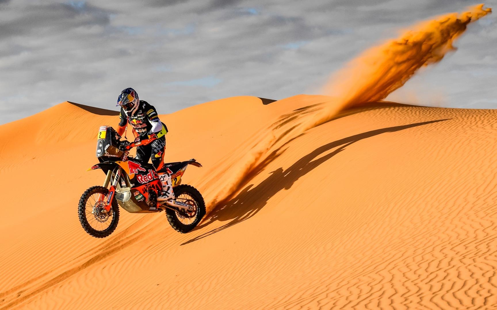 Matthias Walkner, KTM Factory Racing, Etapa 6, Dakar 2020