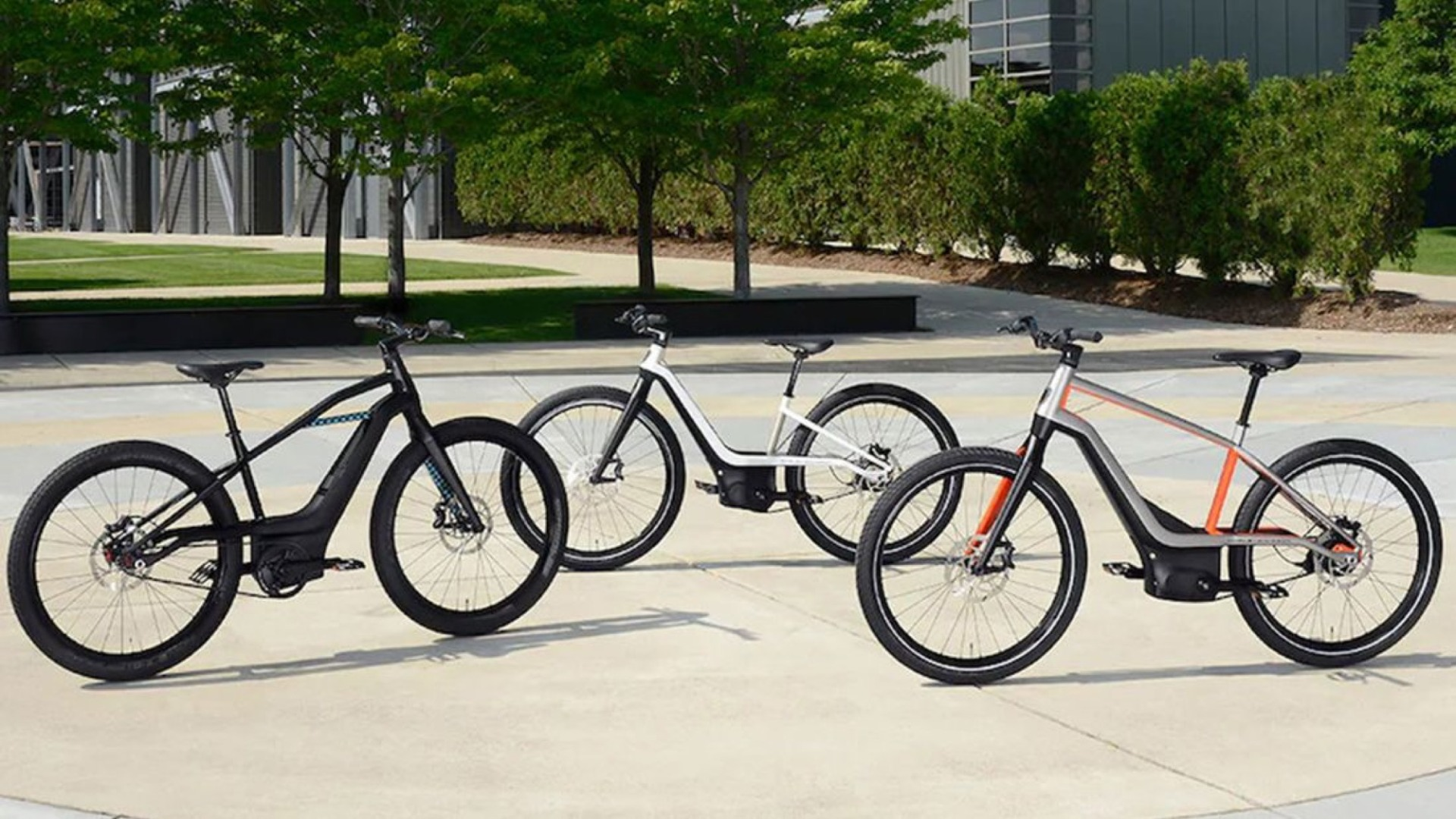 Gama eléctrica Harley-Davidson, de bicicletas a la LiveWire