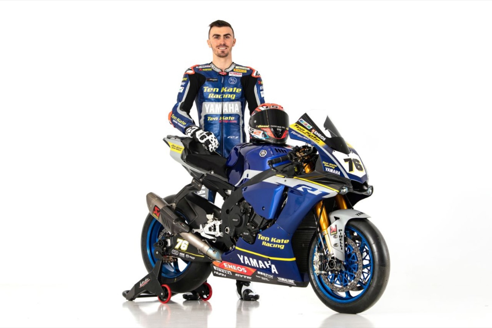 Loris Baz - Ten Kate Yamaha SBK 2020