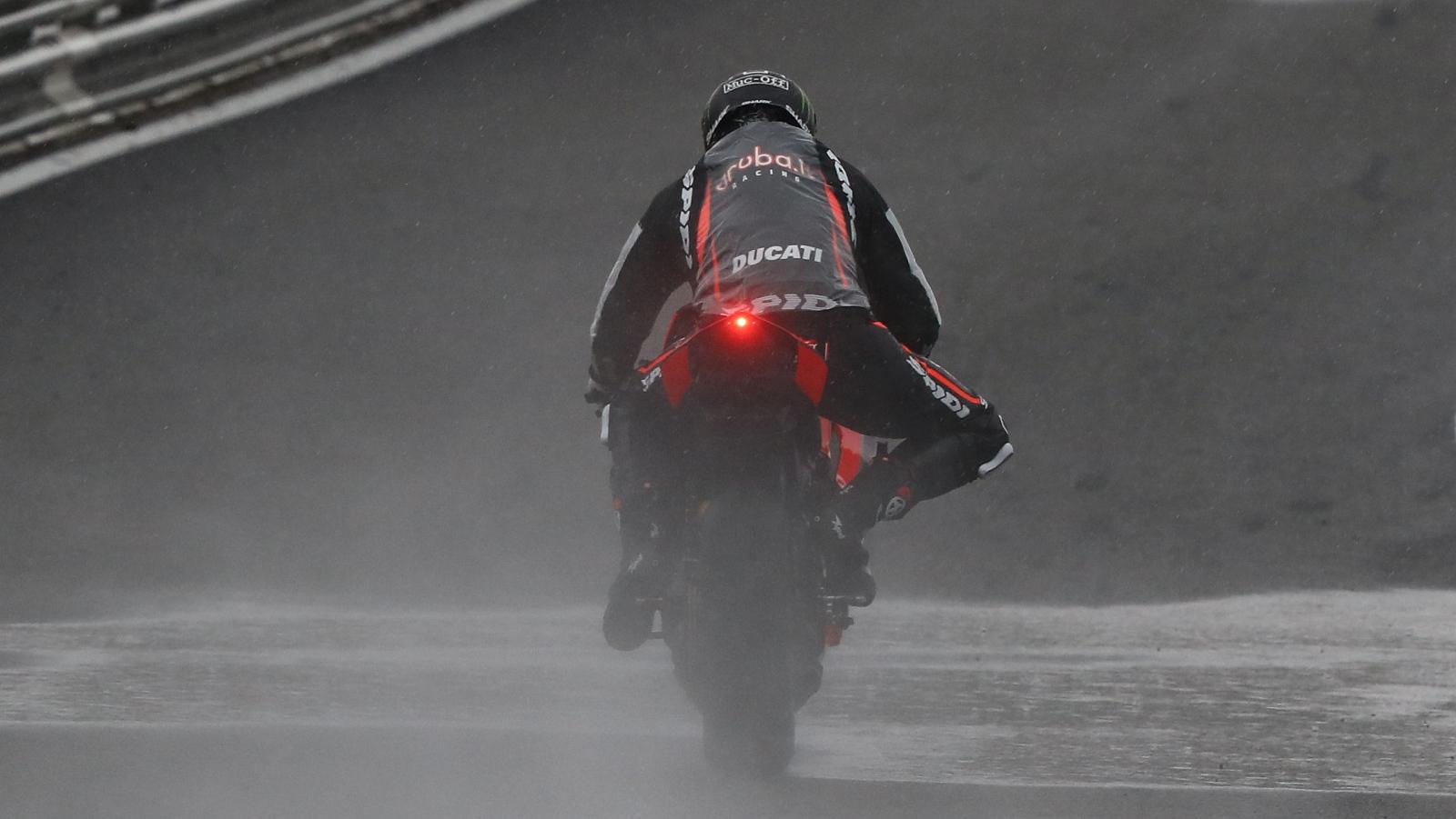 Test Jerez Mundial Superbike 2020