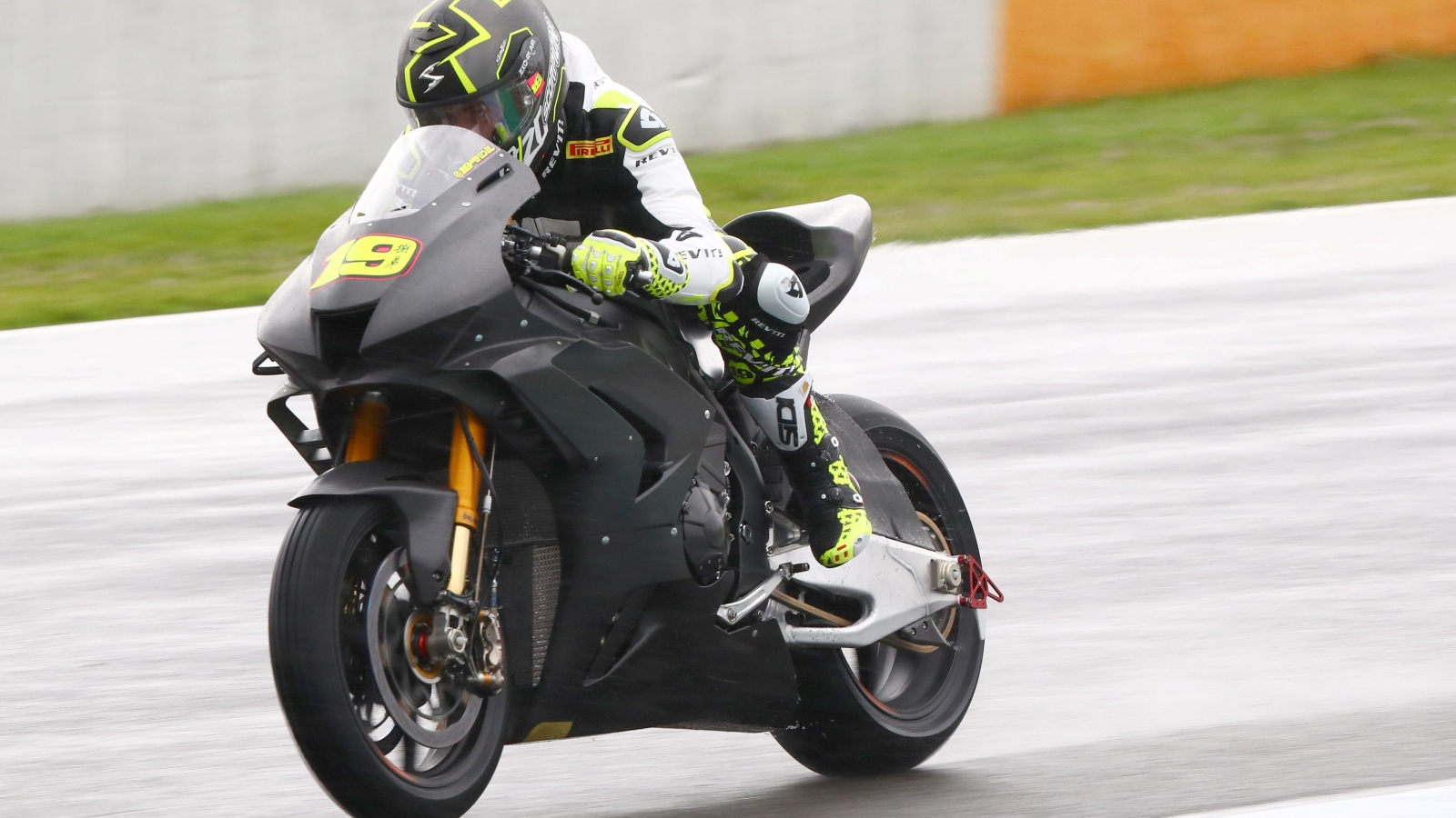 Honda CBR1000RR-R WSBK Álvaro Bautista