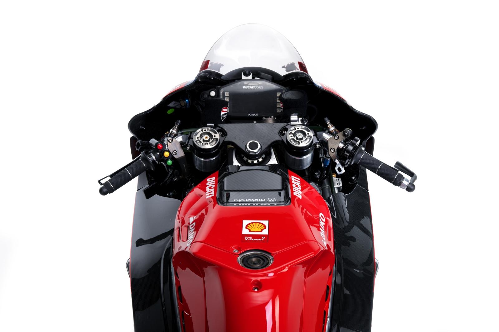 Ducati Desmosedici GP20 MotoGP 2020