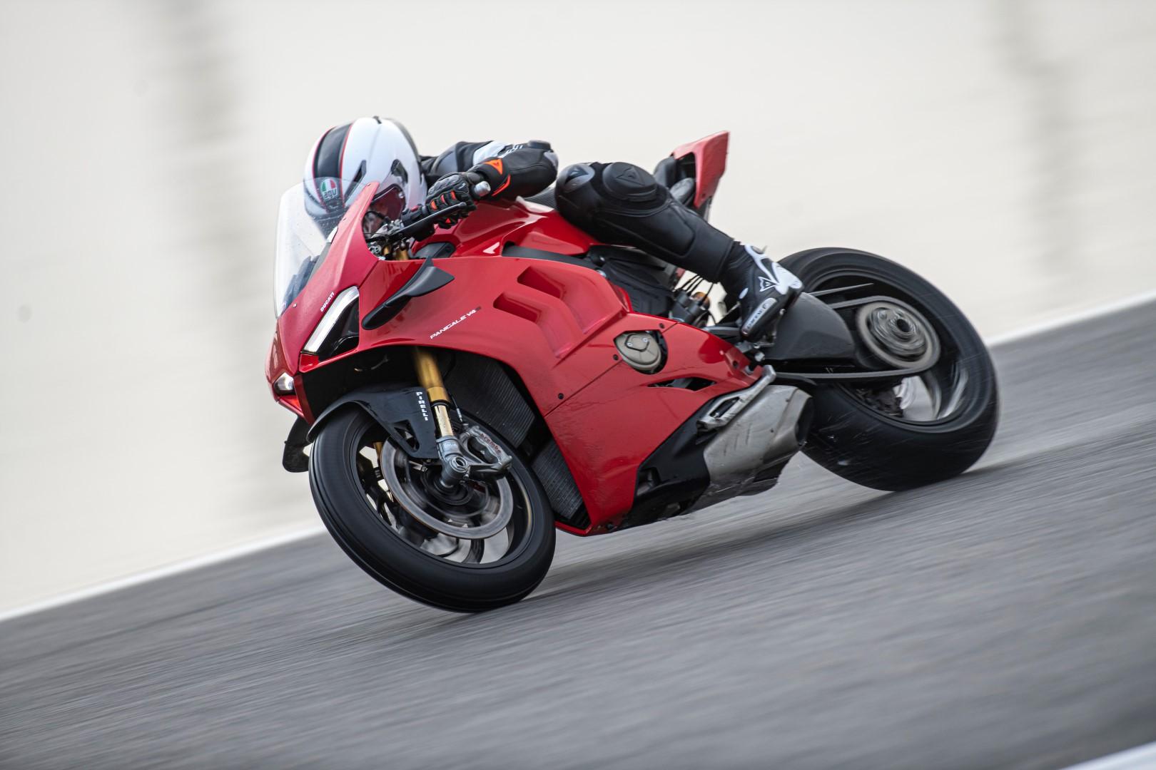 Ducati Panigale V4 S. Fotos.