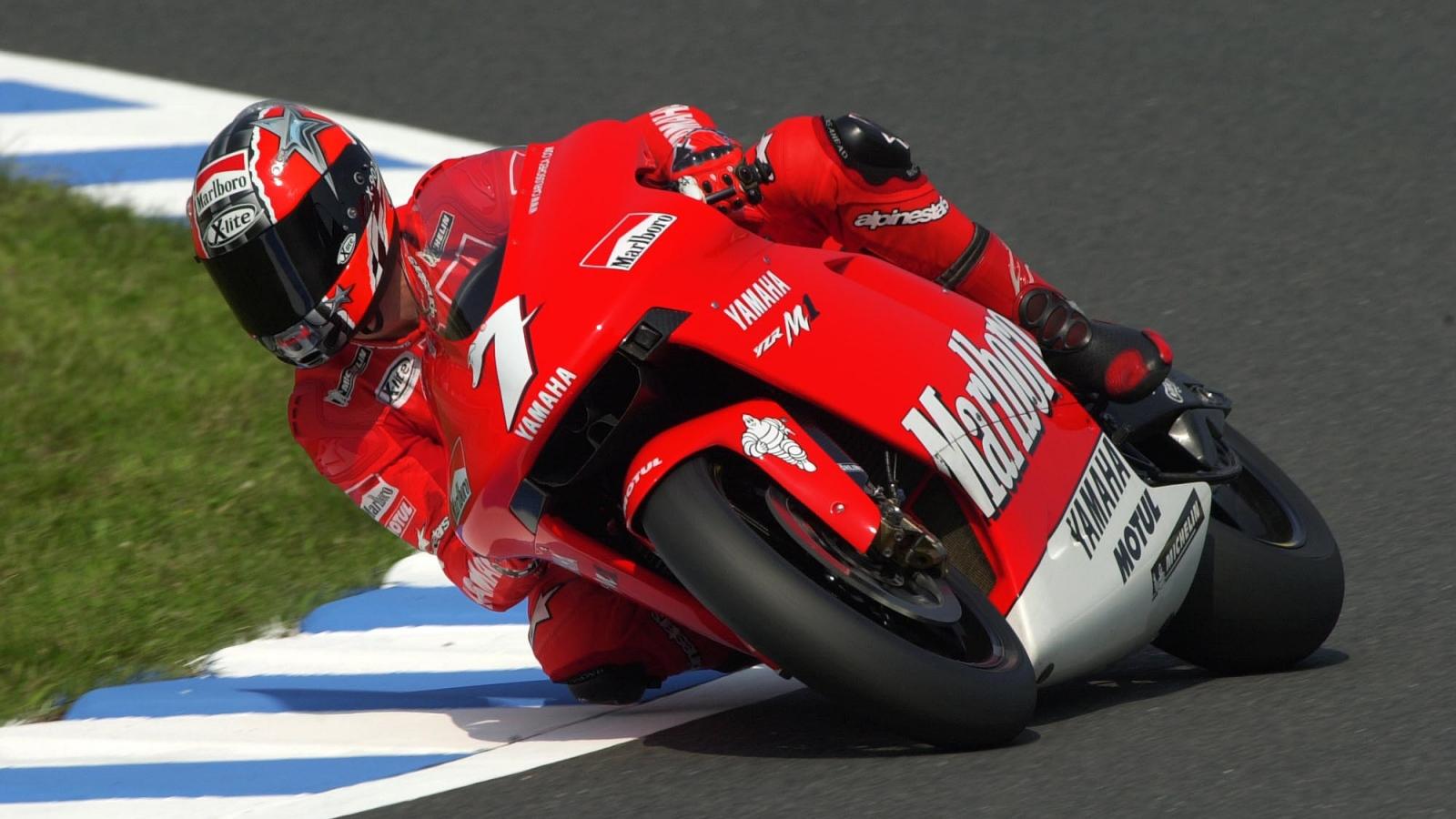 Yamaha oficial MotoGP: todos los pilotos (2002-2019)