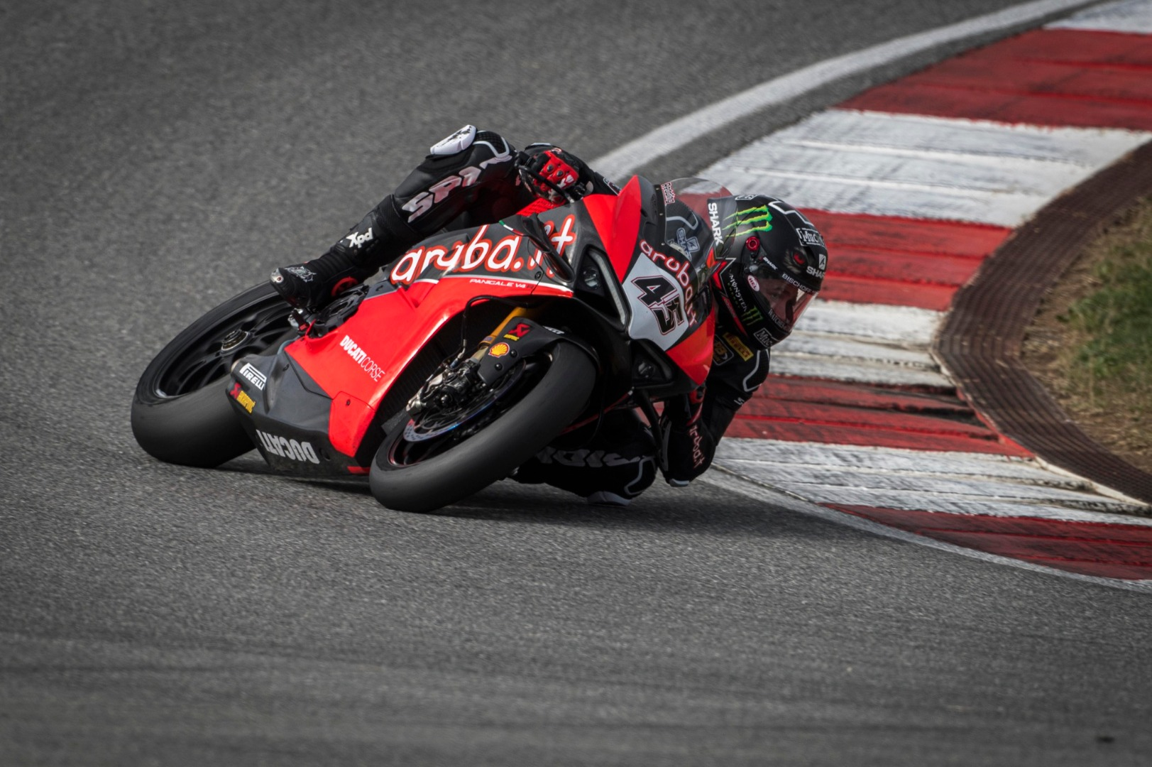 Scott Redding - Aruba Ducati 2020 - Test invernales