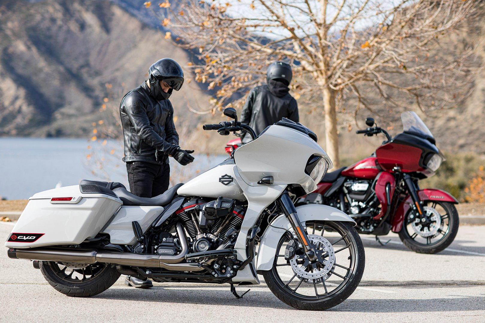 Nuevas Harley-Davidson Fat Boy 30th Aniversario y CVO Road Glide