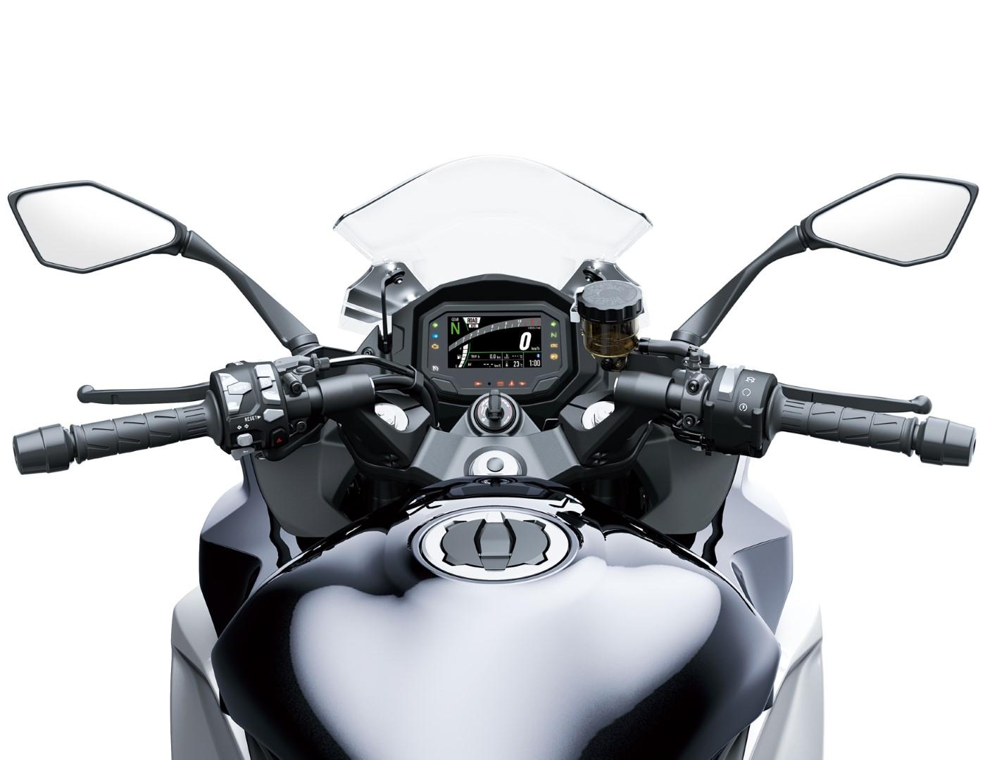 Kawasaki Ninja 1000SX 2020. Fotos