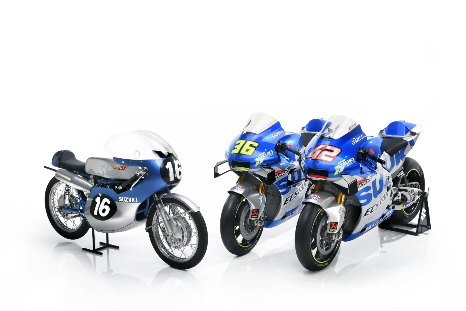 Suzuki GSX-RR MotoGP 2020 - Álex Rins & Joan Mir