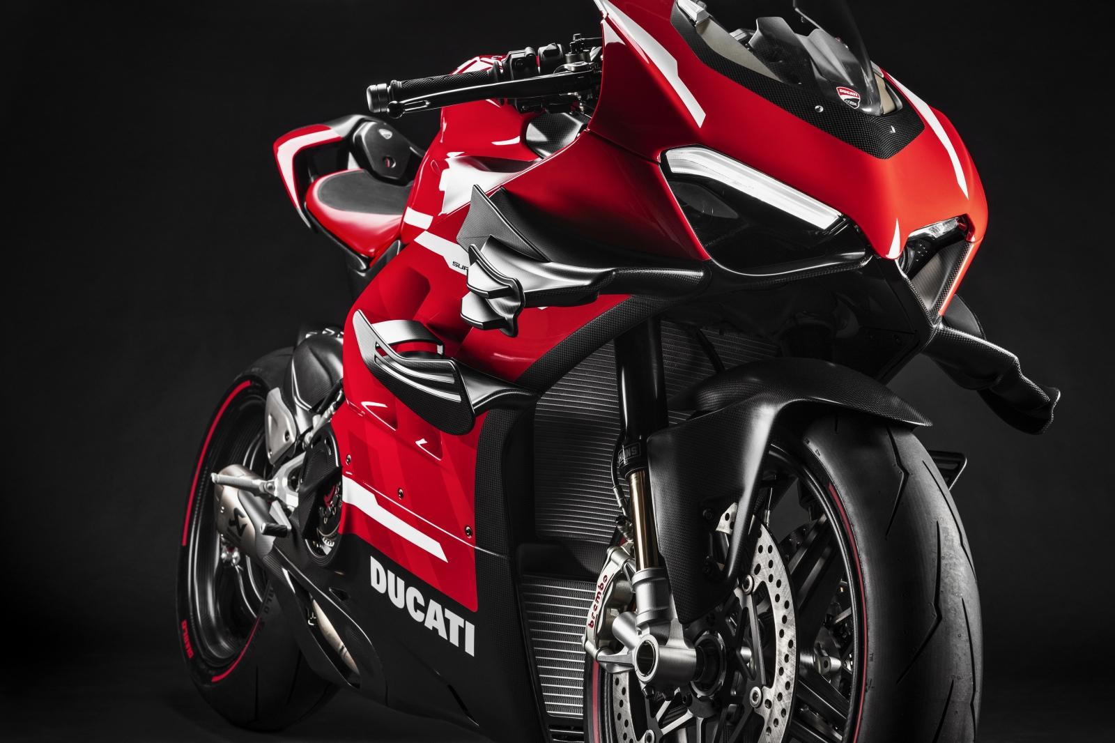 Ducati Superleggera V4 2020