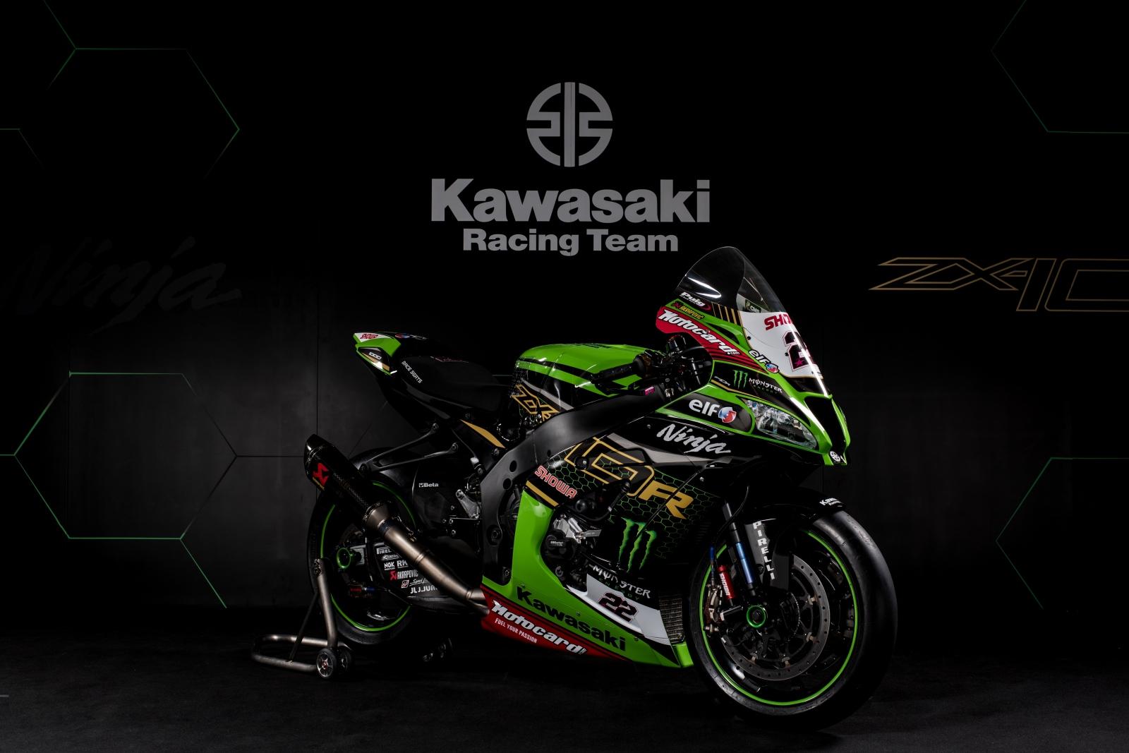Kawasaki ZX-10RR WSBK - Jonathan Rea & Alex Lowes