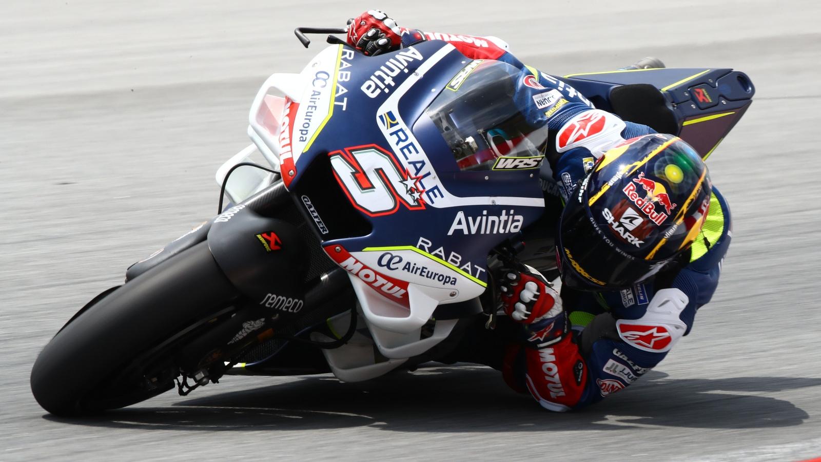 Pilotos MotoGP 2020 test Sepang