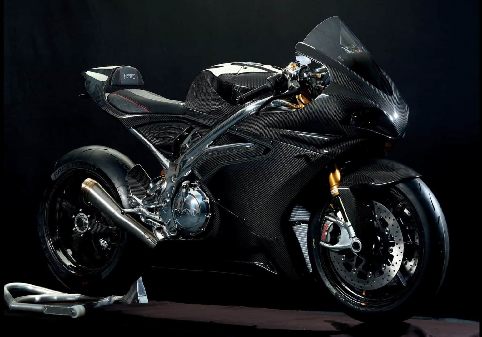 10) Norton V4 SS, 53.000 euros