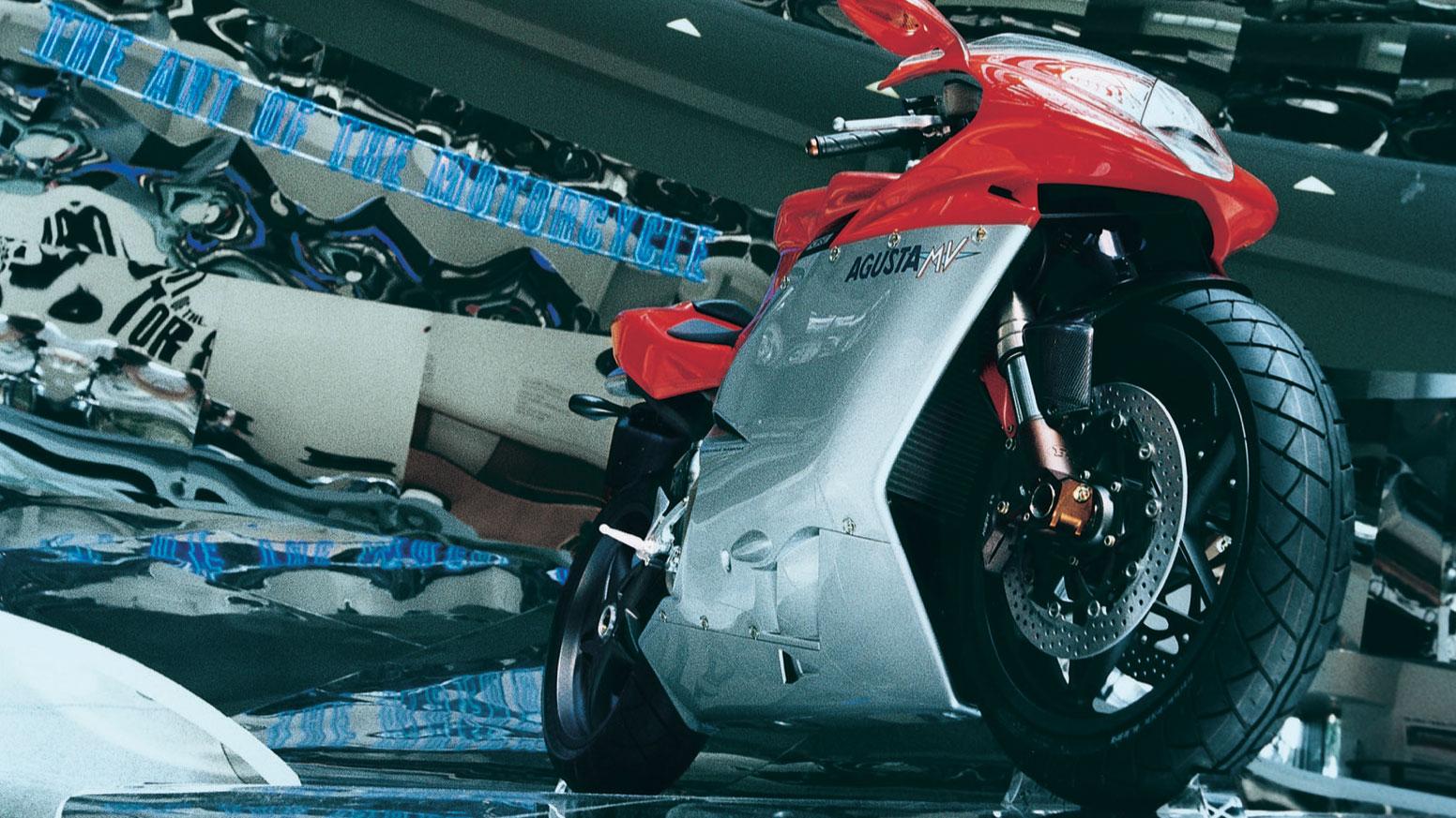 8) MV Agusta F4 750 Serie Oro, 59.000 euros