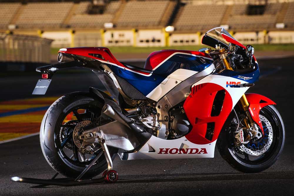 1) Honda RC 213 V-S, hasta 192.000 euros