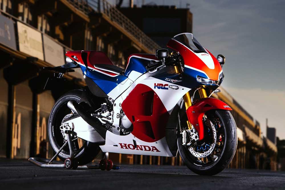 Honda RC 213 V-S, de la categoría reina a la calle