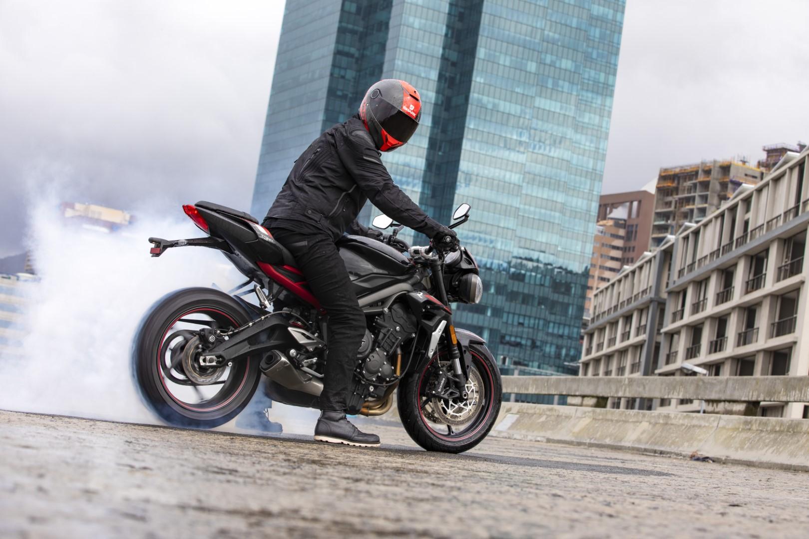 Triumph Street Triple R 2020. fotos