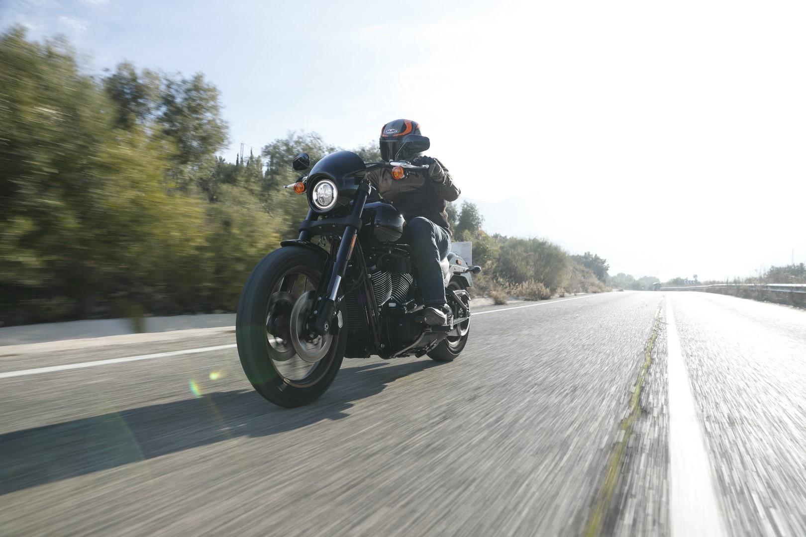 Harley-Davidson Low Rider S 2020. Fotos