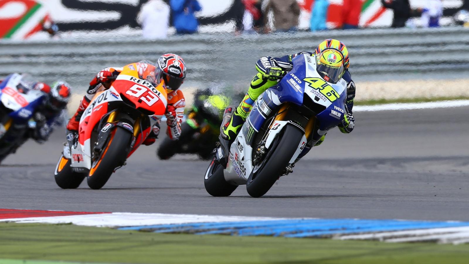 25 años Valentino Rossi: 2013 – 4º MotoGP – Yamaha YZR-M1 / Yamaha Factory Racing