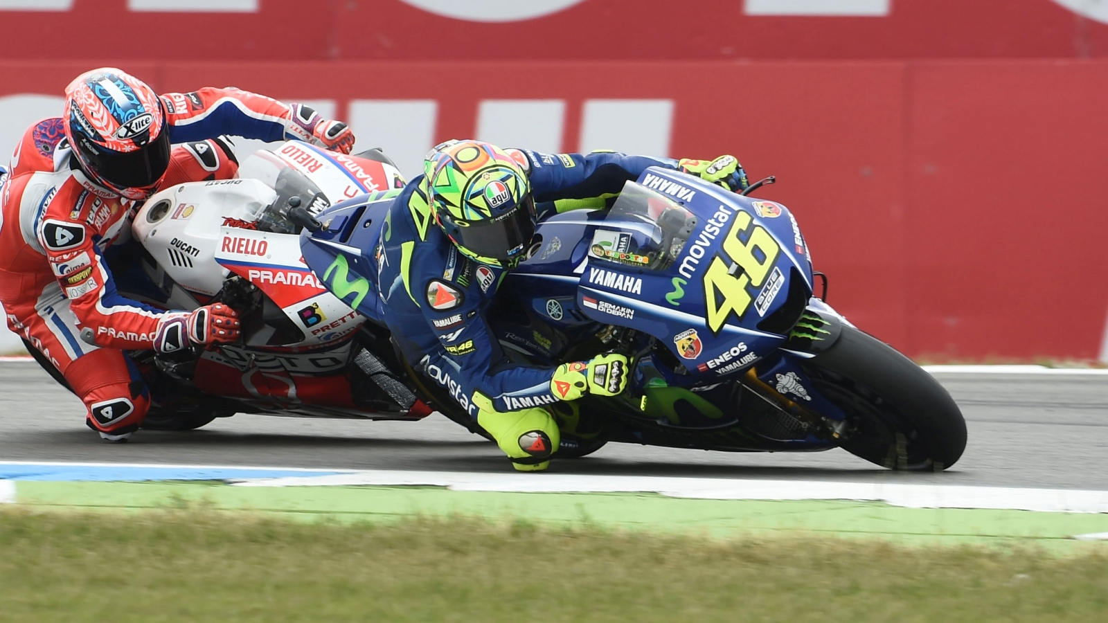 25 años Valentino Rossi: 2017 – 5º MotoGP – Yamaha YZR-M1 / Movistar Yamaha MotoGP
