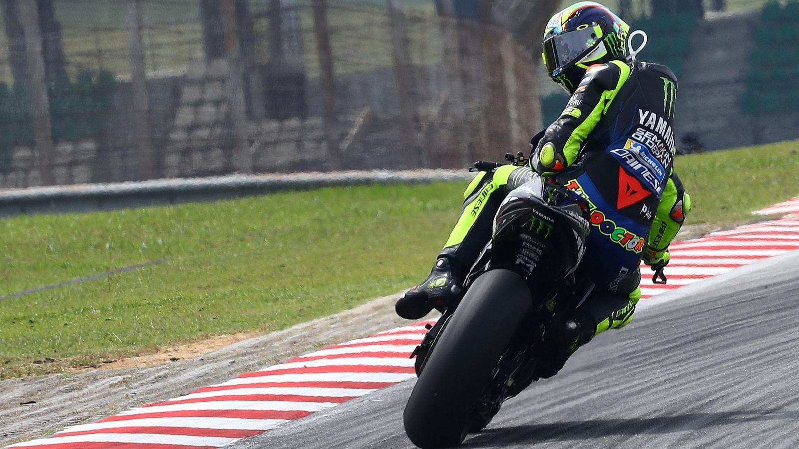 25 años Valentino Rossi: 2020 – MotoGP – Yamaha YZR-M1 / Monster Energy Yamaha MotoGP