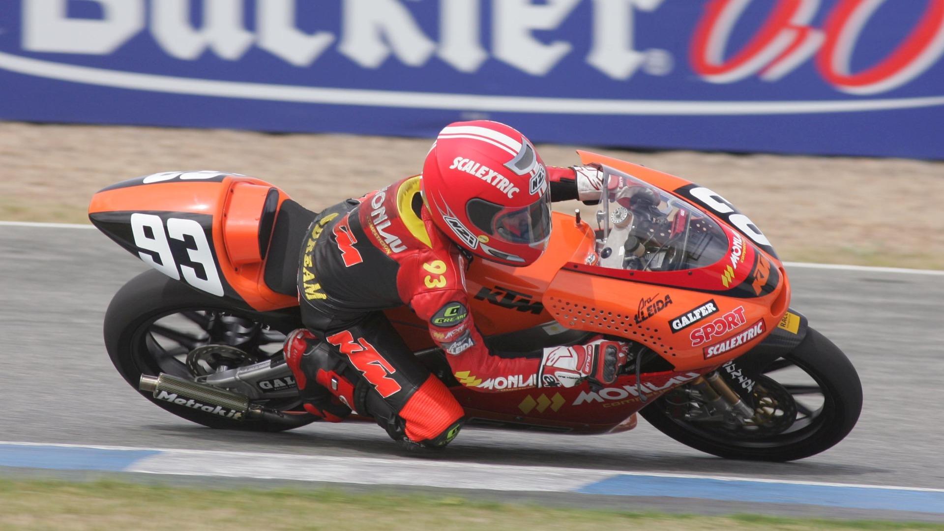 Marc Márquez: 2007 – CEV 125cc