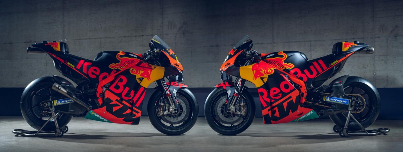 KTM RC16 Factory MotoGP 2020 - Pol Espargaró & Brad Binder
