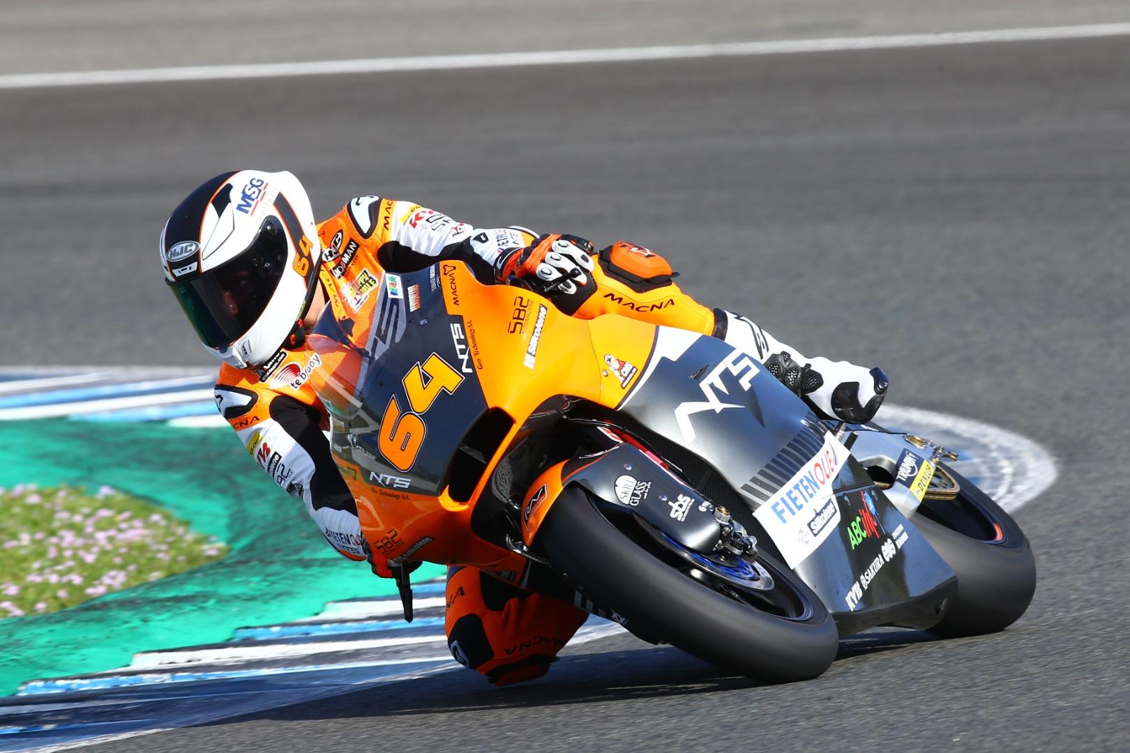 Pilotos Mundial Moto2 2020 test Jerez