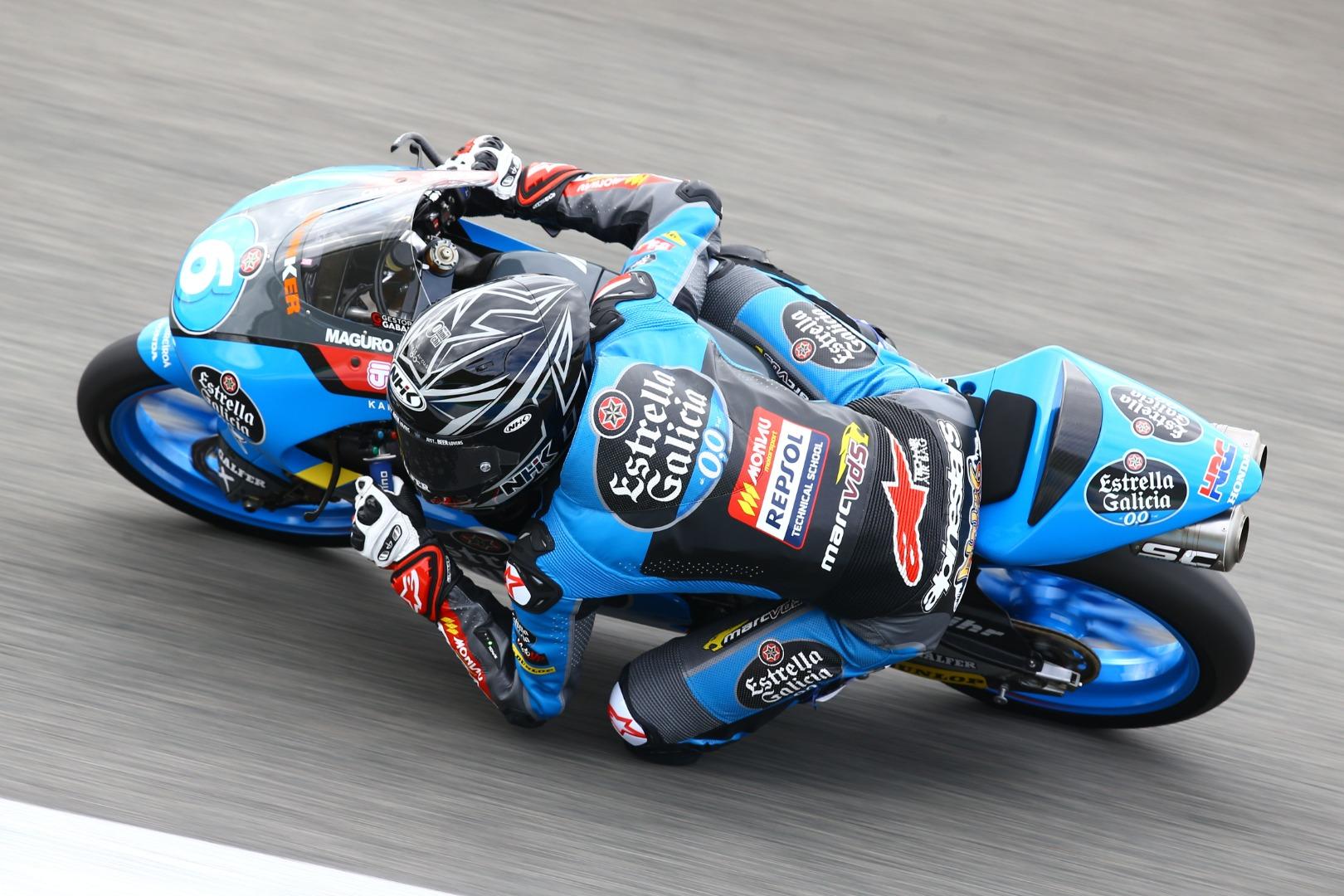 Pilotos Mundial Moto3 2020 test Jerez