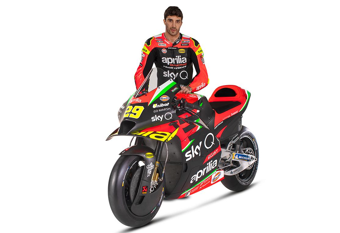 Aprilia RS-GP MotoGP 2020 - Aleix Espargaró & Andrea Iannone