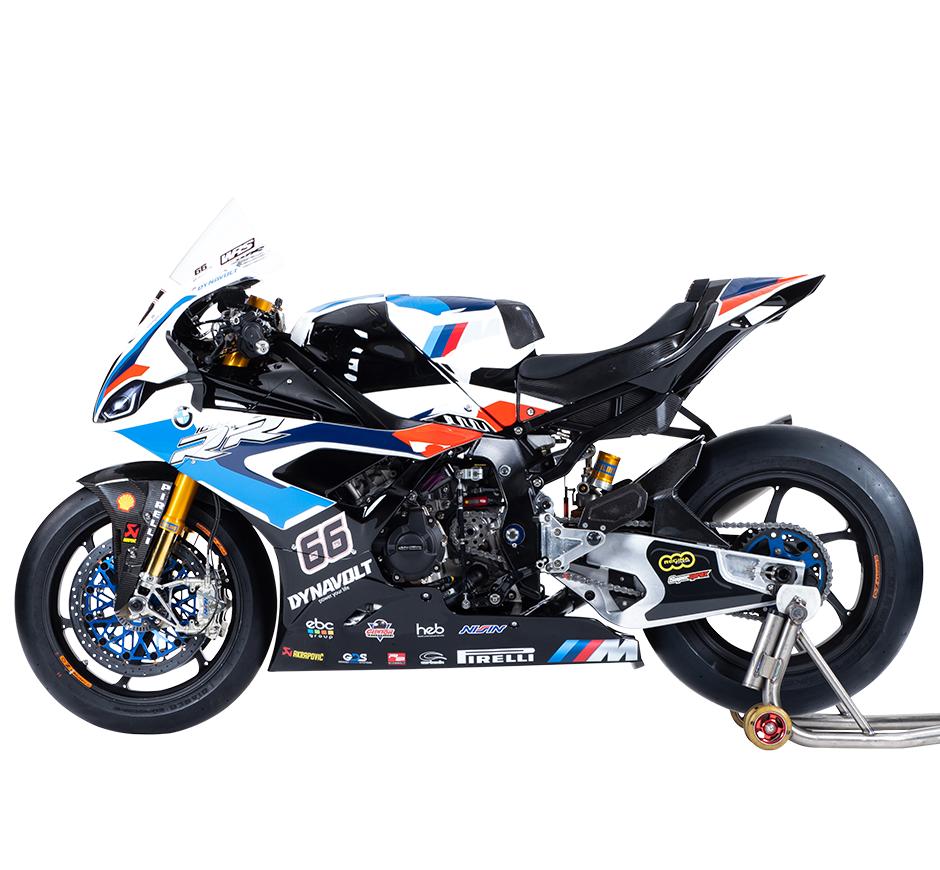 Todas las motos SBK 2020