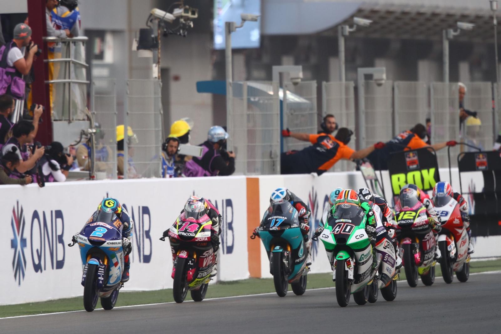 Fotos GP Qatar MotoGP 2020
