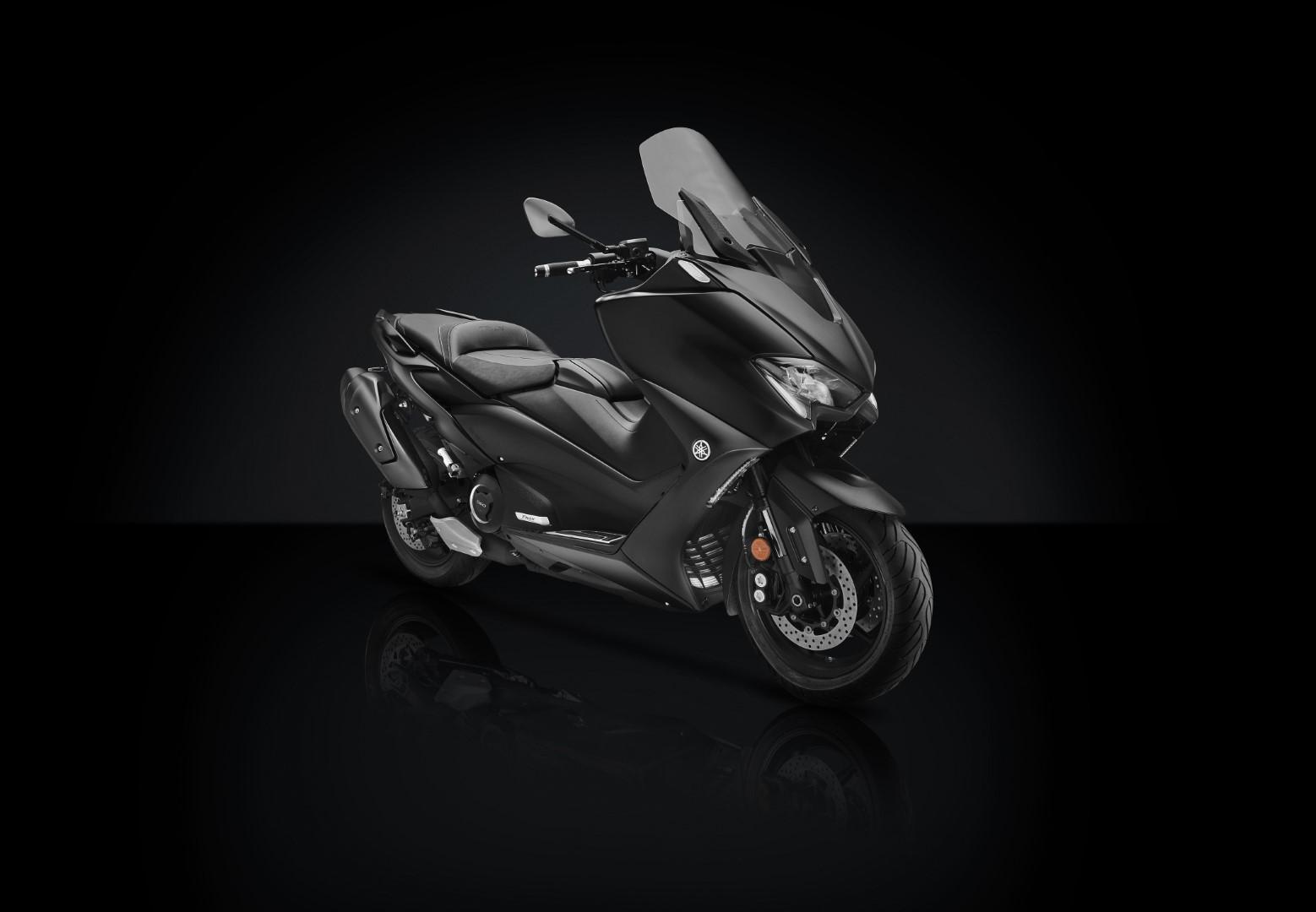 Línea de accesorios Rizoma para el Yamaha T-MAX 560 2020. fotos