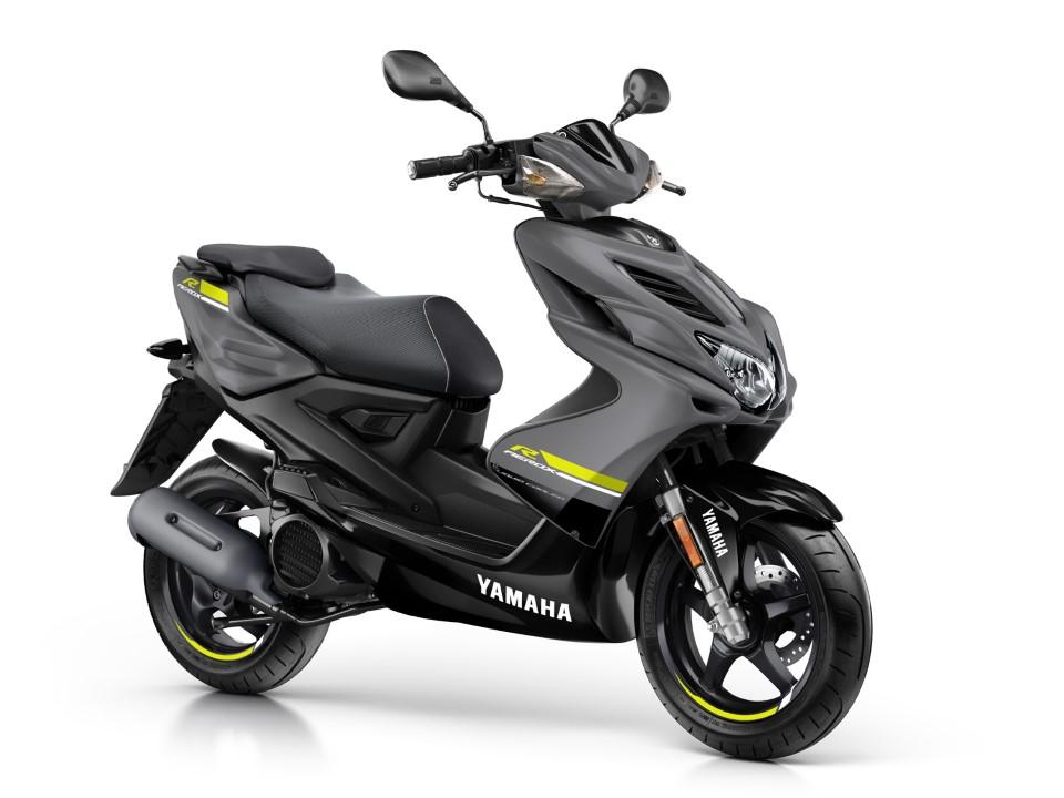 Yamaha Aerox 4. 4 tiempos. Refrigeración líquida. 3.049 euros.