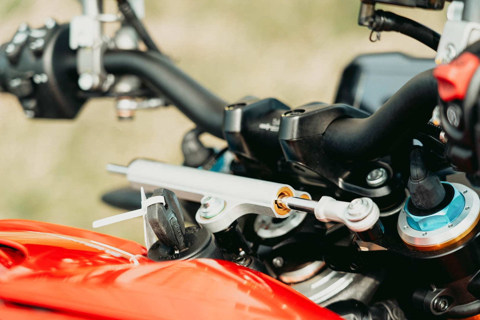 Toma de contacto Ducati Streetfighter V4 S 2020