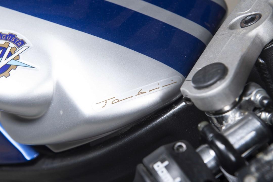 MV Agusta F4 pocket bike de Massimo Tamburini