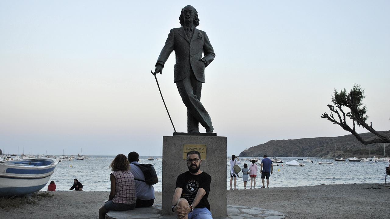 Triangulo de Dalí y circuito de Terramar