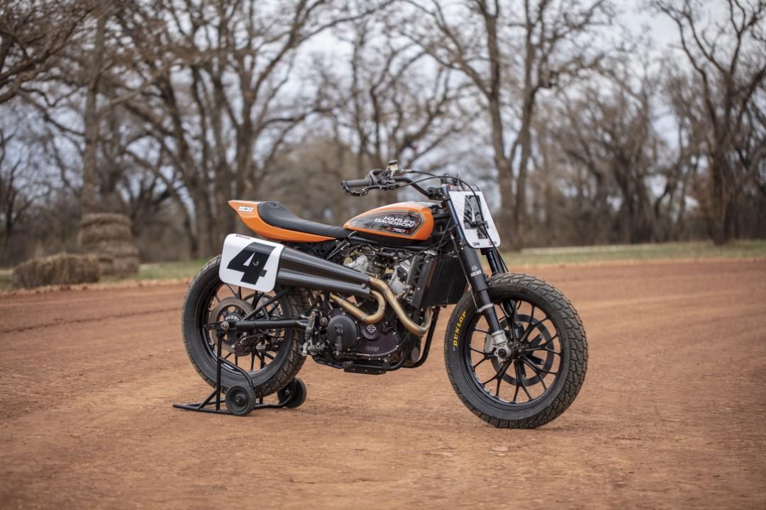 La Harley-Davidson XR750 cumple 50 años