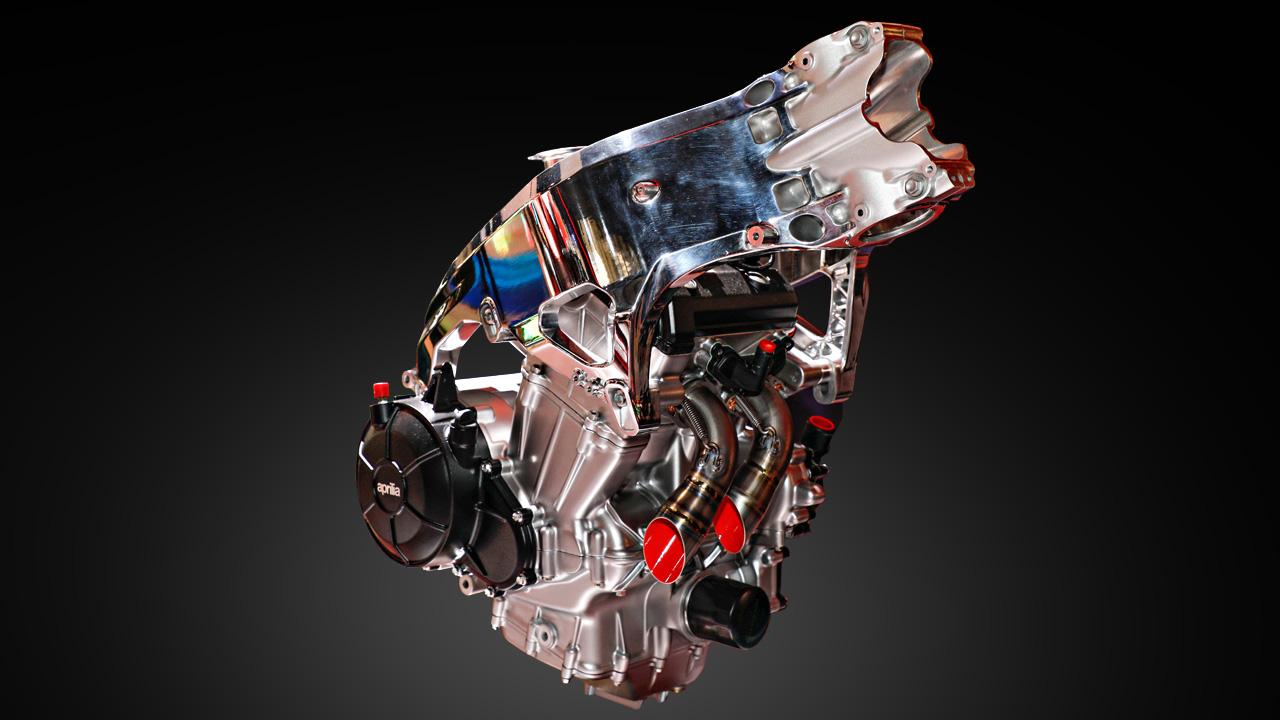 Aprilia RS 660
