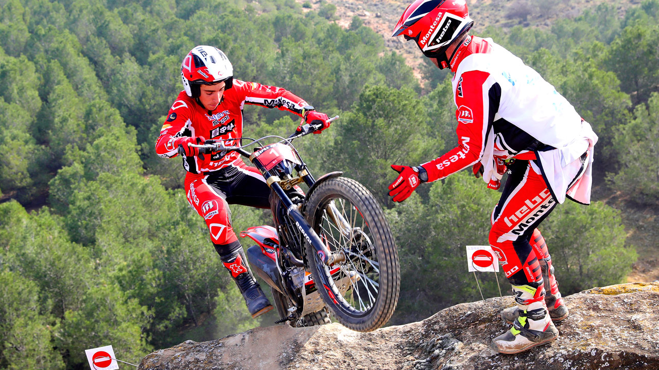 Montesa Talent School, escuela para pilotos de trial